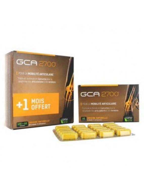 GCA 2700 articulaciones oferta 2 + 1 gratuito (180 cp) Santé Verte