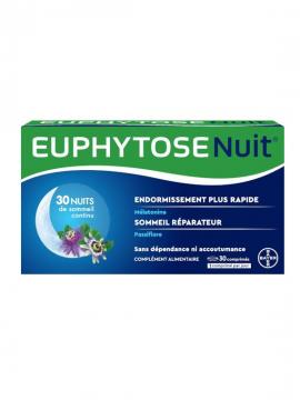 Euphytose Nuit 30 Comprimidos Bayer