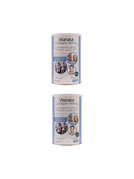 Vitanatur Collagen Antiox Plus DUPLO 360g Diafarm