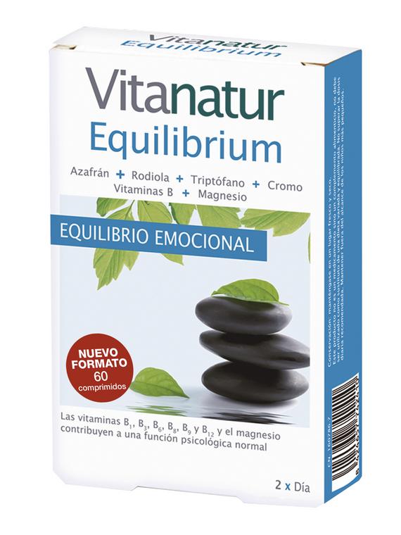 Vitanatur Equilibrium 60 Comprimidos Diafarm
