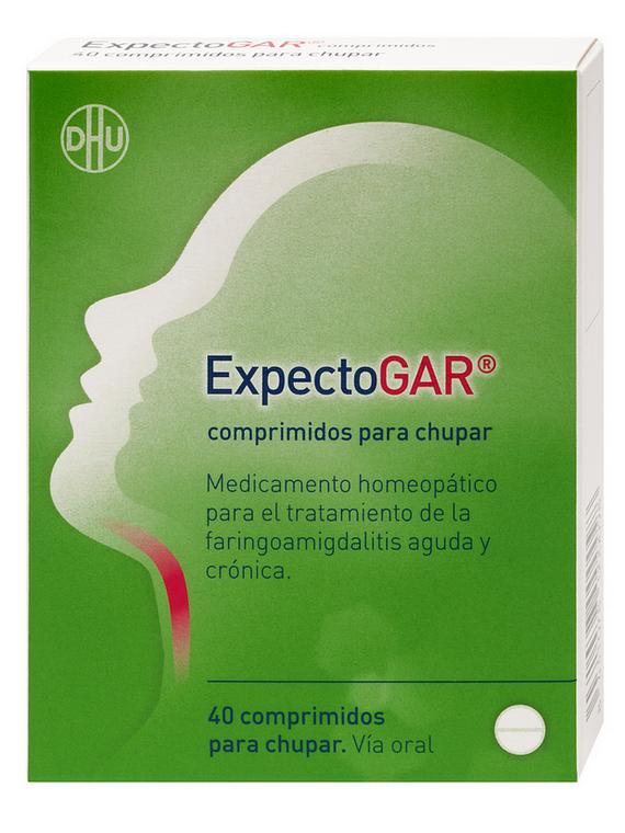 ExpectoGar 40 comprimidos Dhu