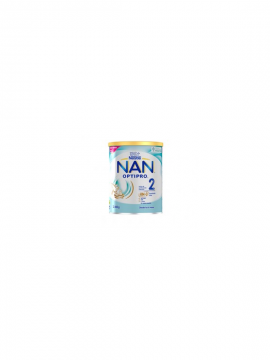 Leche Nan Optipro 2 800g Nestle