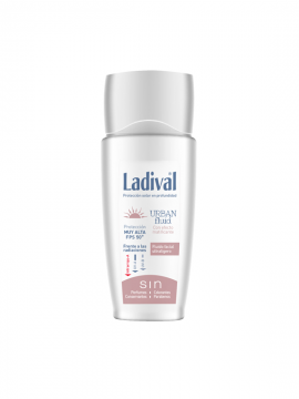 Fluido Facial Ultraligero Color FPS50+ Urban Fluid 50ml Ladival
