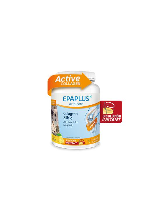 Epaplus Arthicare Colageno+Silicio+Ac. Hialurónico+Magnesio sabor limón Peroxfarma