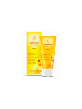 Crema Facial Bebe 50ml Weleda