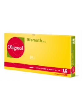 Oligosol Bismuth 10 ampollas Labcatal