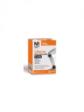 Vitans Articulaciones Forte 30 comprimidos Nutritional System Cinfa