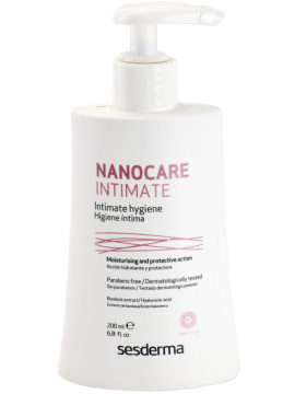 Nanocare Intimate Gel 200ml Sesderma