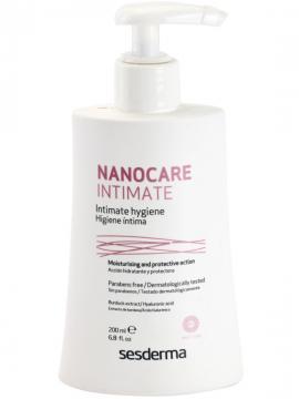 Nanocare Intimate Gel 200ml Sesderma