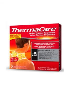 Thermacare Cervical 2 Parches