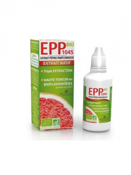 Extracto Pepitas Pomelo sin Alcohol 50ml 3 Chênes