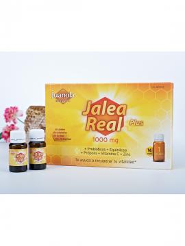 Jalea Real Plus 1000mg 14 viales Juanola