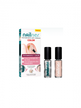 Nailner Tratamiento Anti Hongos y Color