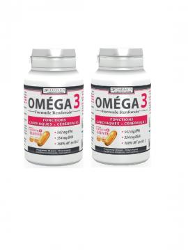 Omega 3 oferta 2x1 120 cápsulas 3 Chênes