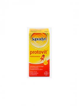 Supradyn Protovit Gotas 15ml Bayer