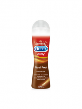 Lubricante Íntimo Real Feel 50ml Durex