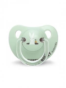 Chupete anatómico látex +6 meses Suavinex