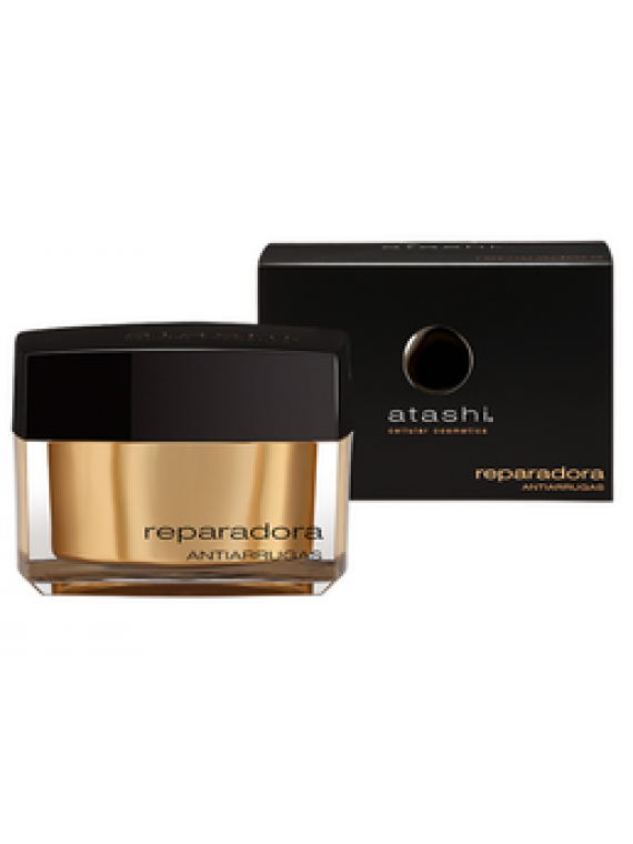 Crema antiarrugas reparadora Cellular Cosmetics 50ml Atashi