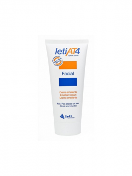 Leti AT4 Facial barrera multiprotectora 50ml Leti