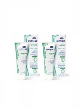 Lutsine E45 Eryplast pasta al agua DUPLO 250g Lutsine