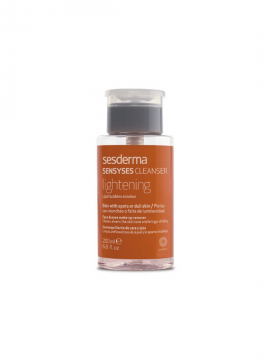 Sensyses Cleanser Lightening 200ml Sesderma