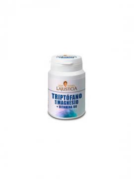Triptófano con Magnesio + Vitamina B6 Ana María Lajusticia