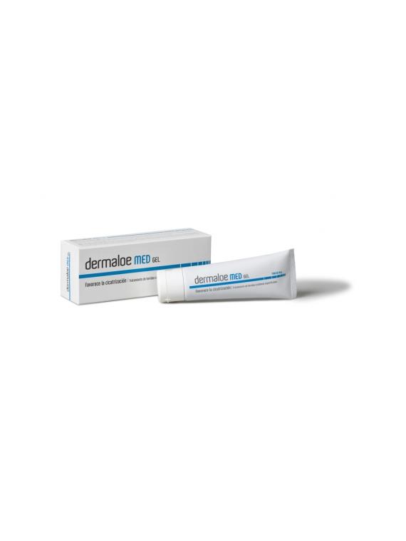 Dermaloe MED gel 40g Laboratorios Viñas