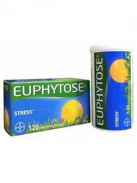 Euphytose 120 comprimidos Bayer