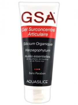 GSA Gel Articular 200ml Aquasilice