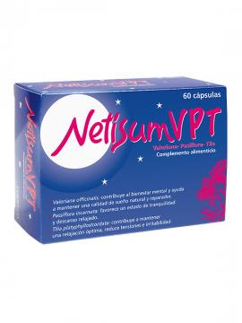 NetisumVPT 60 cápsulas Phergal