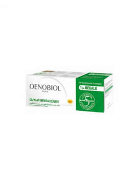 Oenobiol Capilar Revitalizante Triplo 180 cápsulas Oenobiol