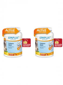 Epaplus Arthicare Colageno+Silicio+Ac. Hialurónico+Magnesio sabor limón Duplo Peroxfarma