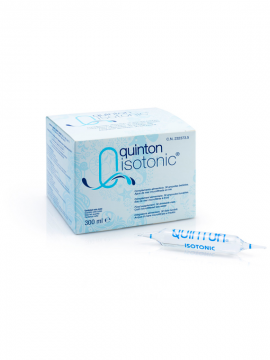 Quinton Isotonic 30 ampollas bebibles