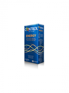 Preservativos Energy Adapta 12 unidades Control