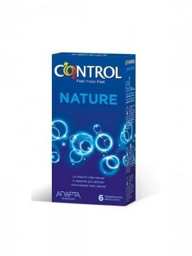 Preservativos Nature Adapta 6 unidades Control