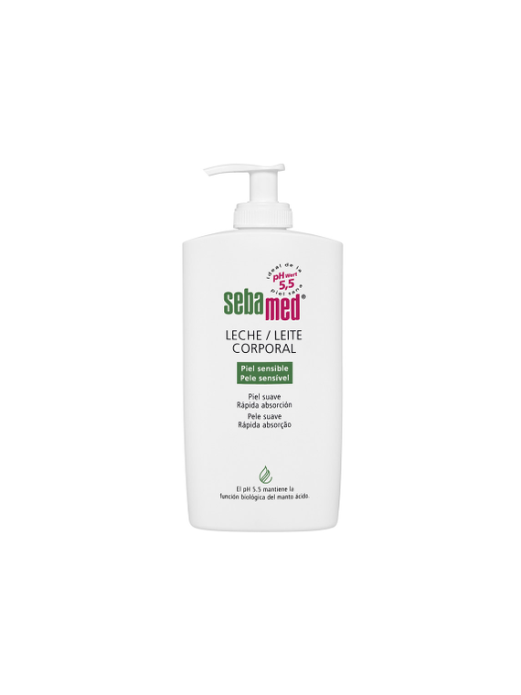 Leche Corporal Piel Sensible 750ml Sebamed