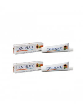 Pasta dentífrica Dentiblanc Blanqueador Intensivo 2 unidades + Regalo Cepillo Viñas