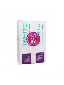 Pasta Dentífrica iWhite blanqueadora 75ml 2 unidades Vemedia Pharma