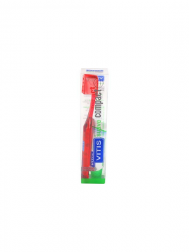 Cepillo dental Vitis Compact Suave Dentaid