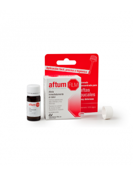Aftum Film Gel Oral 10ml Viñas