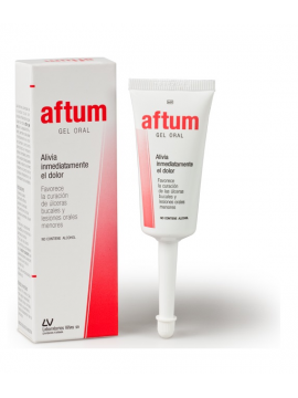 Aftum Gel Oral 15ml Viñas