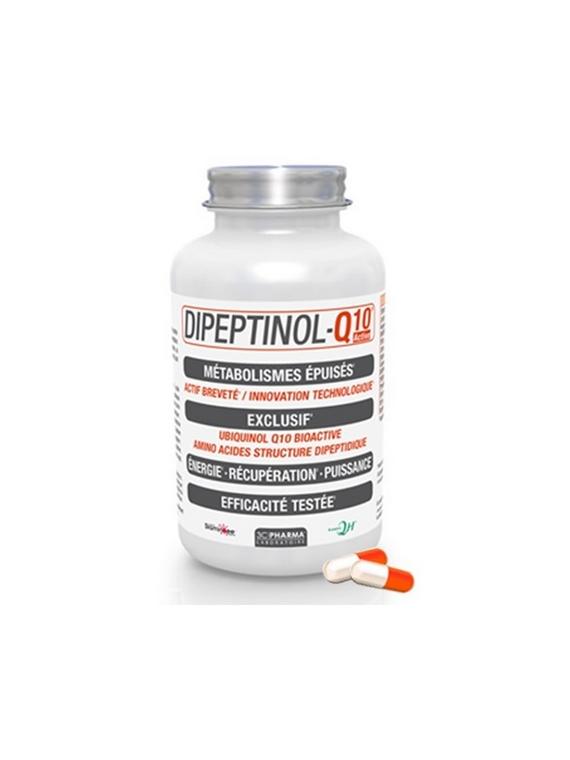 Dipeptinol Q10 60 cápsulas 3C Pharma