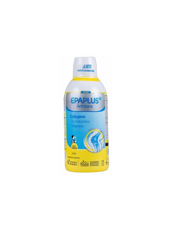 Epaplus Arthicare Sport Colageno+Ac. Hialurónico+Magnesio sabor limón Peroxfarma