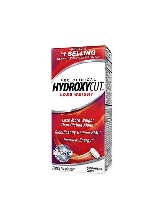 Hydroxycut 72 tabletas
