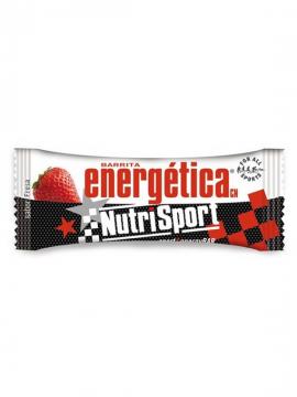 Barrita Energética Fresa NutriSport