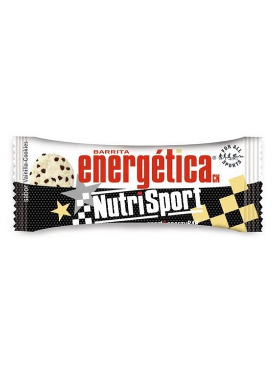 Barrita Energética Vainilla NutriSport