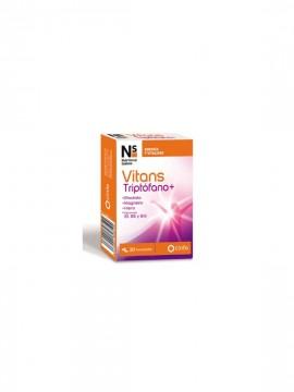 Vitans Triptófano+ 30 comprimidos Nutritional System Cinfa