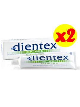Dientex duplo bicare fluor 3000 + calcio Phergal
