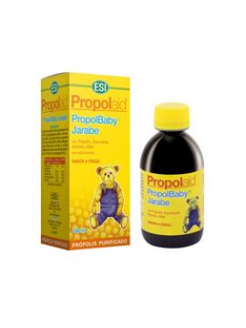 Propolaid jarabe propolbayby 180ml sabor fresa Esi