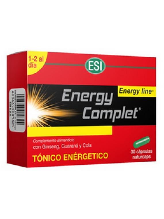 Energy Complet 30 cápsulas ESI